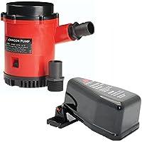 Johnson Pump 2200 Heavy Duty Bilge Pump w/Free AS888 Automatic Switch