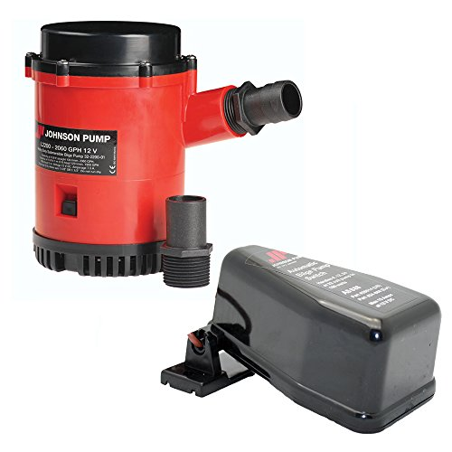 Johnson Pump 2200 Heavy Duty Bilge Pump