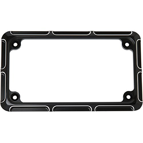 license plate frame billet - 7