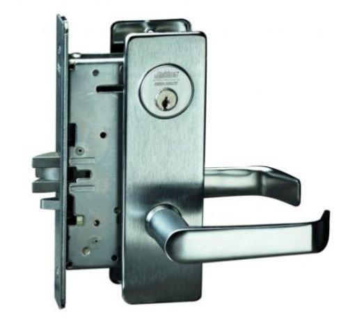 Corbin Russwin ML2060 CSA 626 RH Satin Chrome Privacy Mortise Lockset by Corbin Russwin