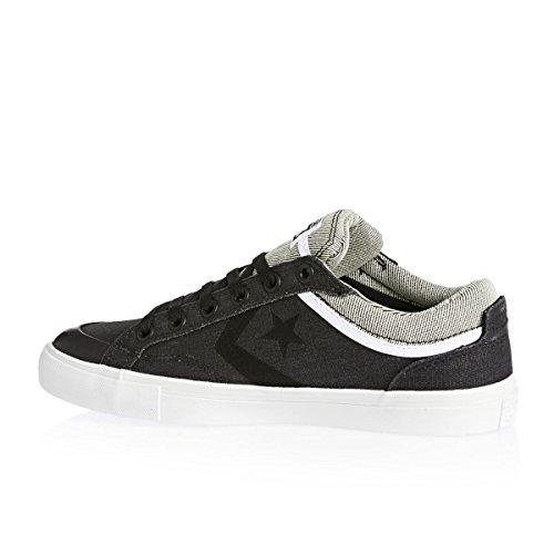 Converse - Zapatillas de Lona para hombre multicolor - Negro y blanco