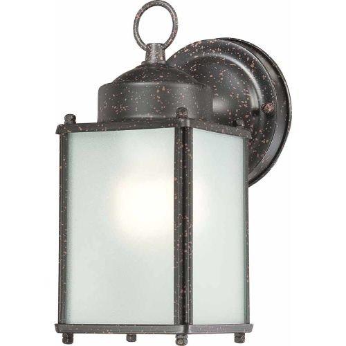 Volume Lighting V6772 Energy Saving Outdoor 1 Light 9.5