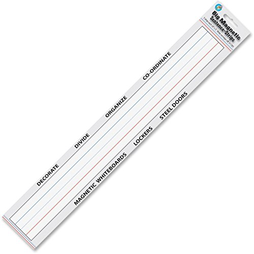 Ashley 113014 Magnetic Sentence Strip 5/PK Multi