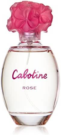 Cabotine Rose FOR WOMEN by Parfums Gres - 3.4 oz EDT Spray