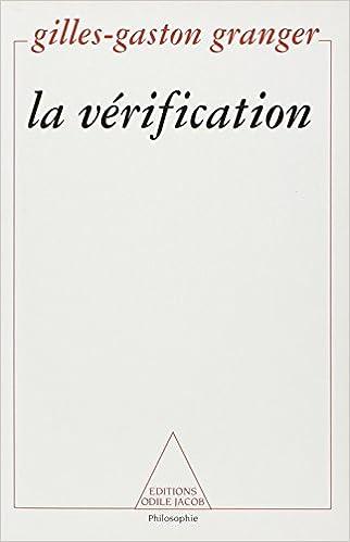 Lire un La vérification pdf