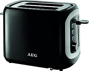 AEG Toaster PerfectMorning AT3300 (940 Watt, 7 Bräunungsstufen,...