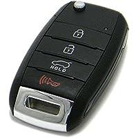 OEM Kia Soul Flip Key Keyless Entry Remote Fob (FCC ID: OSLOKA-875T)