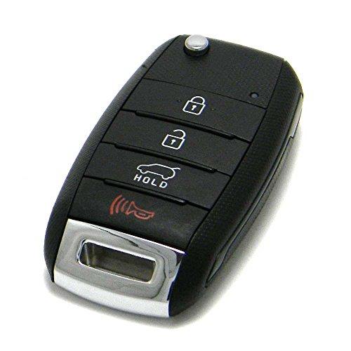 (OEM Kia Soul Flip Key Keyless Entry Remote Fob (FCC ID: OSLOKA-875T))