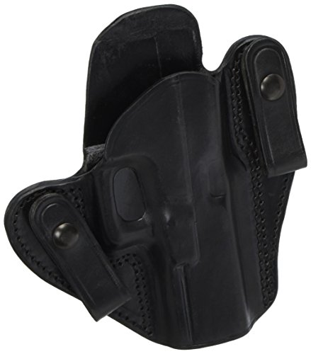 Tagua DSH-320 Glock 21 Dual Snap Holster, Black, Right Hand by Tagua (Image #2)