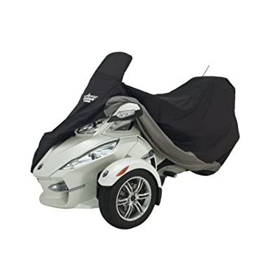 UltraGard 4-475BC Black/Charcoal Can-Am Spyder Cover: Automotive