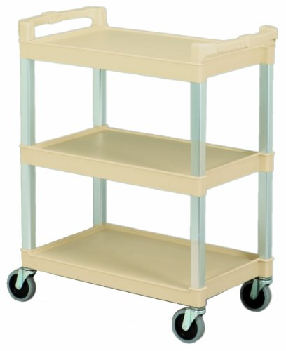 Continental 5810BE, Service/Bussing Utility Cart with 4
