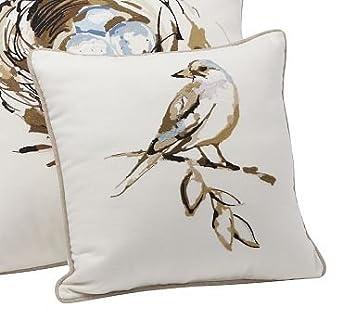 Amazon.com: Cerámica Barn bordado rodar de pájaro & ...