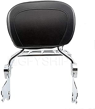 For Harley Touring Road Glide 1998 1999 2000 2001 2002 2007 2008 Road Glide EFI 1998-2006 Electra Glide Standard EFI FLHTI 03-06 FLTR Motorcycle Detachable Sissy Bar With Luggage Rack