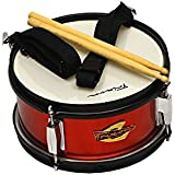 Trixon Junior Marching Snare - Red