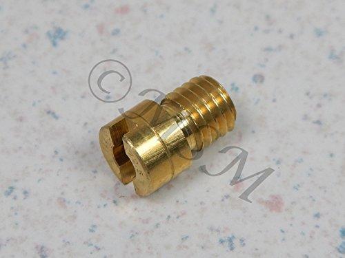 NEW K&L MIKUNI CARBURETOR N102/221 SMALL ROUND MAIN JET #122.5 M-18-4725