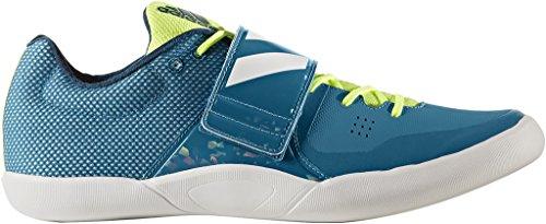 adidas Adizero Discus/Hammer, Zapatillas de Running Unisex Adulto Varios colores (Petmis / Ftwbla / Petnoc)