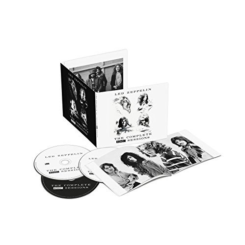 CD : Led Zeppelin - The Complete BBC Sessions (3 Disc)