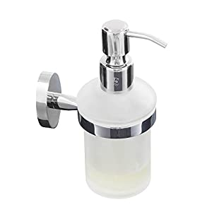 Crw liquid soap dispenser pump wall mount - Built in soap dispenser in bathroom ...