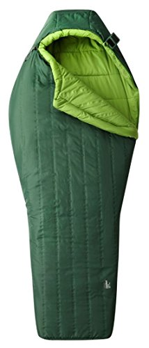 Mountain Hardwear Hotbed Flame 20 Sleeping Bag - Forest Long/Right Zip