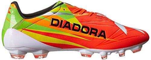Diadora Fußball Herren DD-NA 2 GLX14 Fußballschuh Weiß Grün