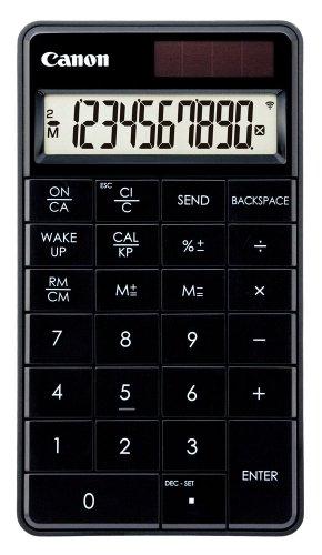 Canon numeric keypad calculator X Mark I KRF Black