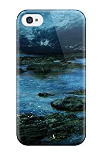 Elliot D. Stewart's Shop Best 3046554K72688948 High-end Case Cover Protector For Iphone 4/4s(artistic)