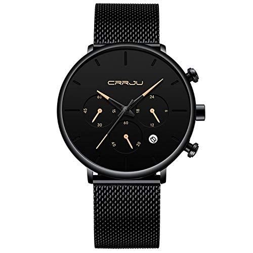 LUXISDE Women's Wrist Watches ABC 2268 New Men's Hot Casual Personality Watch Fashion Popular Men's Watch 53 E by LUXISDE (Image #4)