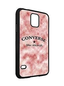 Luxury Brand Logo Design Samsung Galaxy S5 (I9600) Funda Case for Man- Converse Logo Galaxy S5 Funda Case Cover- TPU Galaxy S5 Funda Case