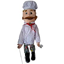 Sunny Toys GS4305 28 In. Dad Chef, Full Body Puppet