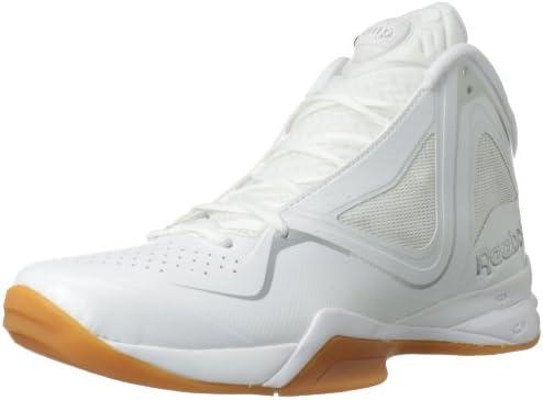 Reebok Footwear Mens Pumpspective Omni Basketball Shoe,White