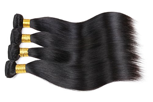 ZILING-Brazilian-Hair-3-Bundles-Straight-Human-Hair-Extensions-Unprocessed-Brazilian-Straight-Mixed-Length