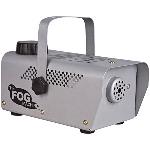 - Gemmy Industries Fog Machine, 400-watt, Silver