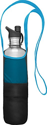 ChicoBag rePETe Ultra-Compact Bottle Sling, in Aquamarine