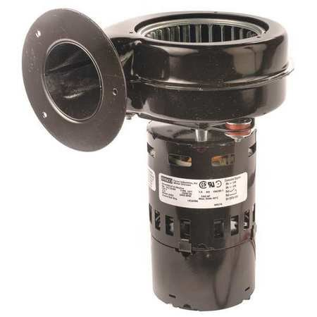 (Fasco - 70218580 - Round Shaded Pole OEM Specialty Blower, Flange: Yes, Wheel Dia: 3-13/16,)