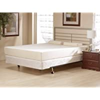 4 inch Memory Foam Mattress MADE IN THE USA (SHORT QUEEN)