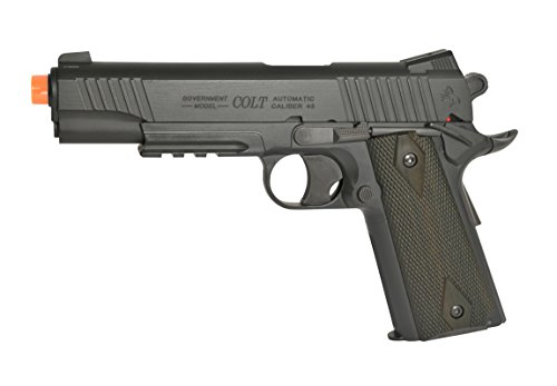 Pistola Colt Soft Air Rail Airsoft