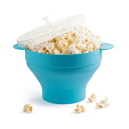 organic popcorn blue - 2
