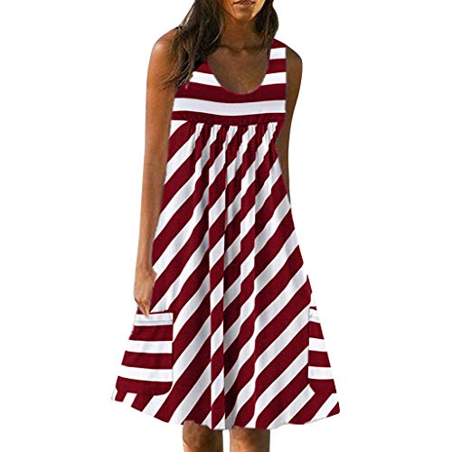 Women Multicolor Striped Buttons Lapel Half Sleeve Long Dress Casual Cocktail Club Party Robe Dresses Beach Sundress