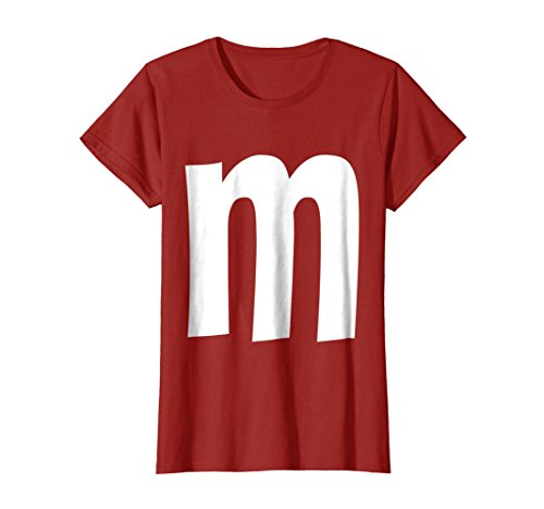 Alphabet Letter M (lower case m) Shirts