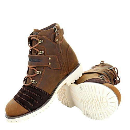 Breathable Motorcycle Boots - 8