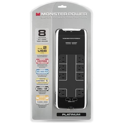 Monster Power - Platinum 800 HT