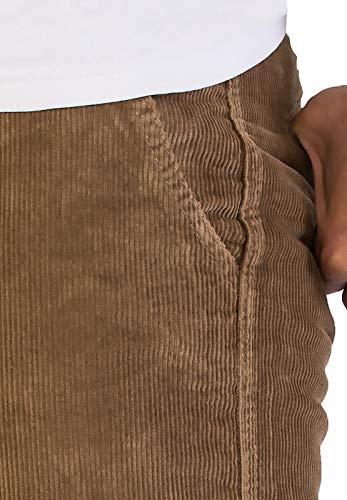 Rock Creek Pantalon chino en velours côtelé pour homme Coupe droite RC-2156