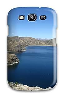 Galaxy Case Cover Titicaca Lake Galaxy S3 Protective Case