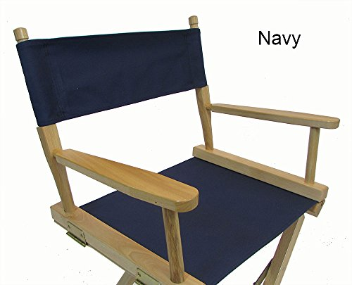 Replacement Cover Canvas for Director's Chair (Flat Stick) (Covers Directors Replacement Chairs)