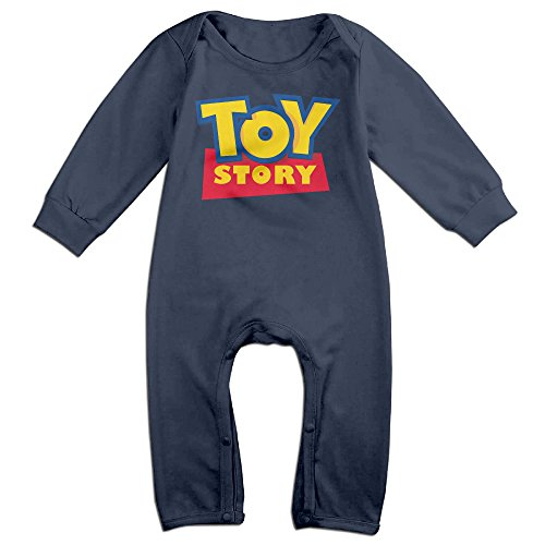[HOHOE Boy's & Girl's Play Game Logo Long Sleeve Climbing Clothes 24 Months] (Makers Mark Costume)