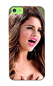QueenVictory 731d3fc529 Case For Iphone 5c With Nice Selena Gomez Celebrity Appearance