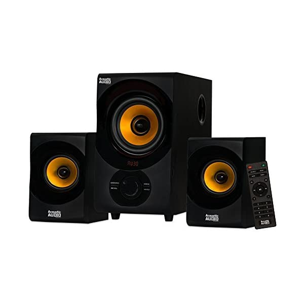 Acoustic Audio Bluetooth 2.1 Home Speaker System