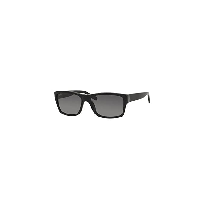 Hugo Boss Gafas de sol 0494/P/S 0807 negro 57MM: Amazon.es ...