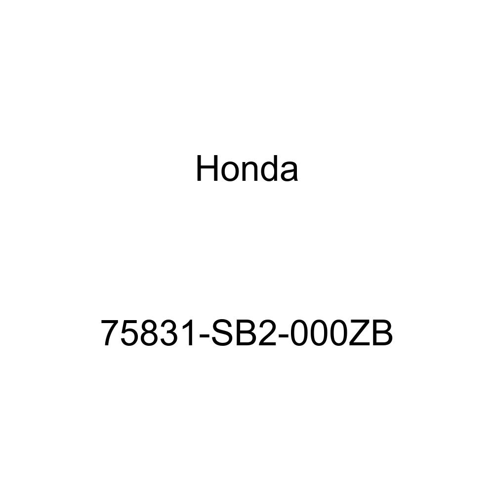 Genuine Honda 75831-SB2-000ZB Door Speaker Lid
