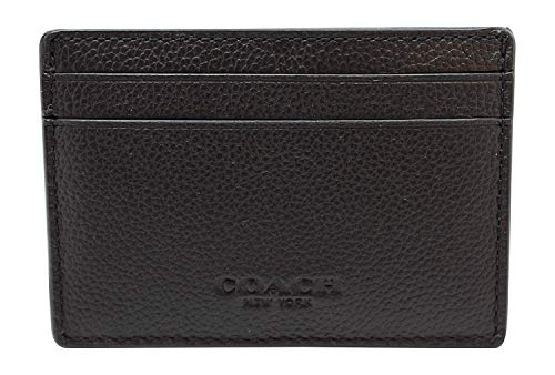Coach Money Leather Wallet F75459 product image
